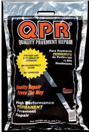 Qpr vs latex-ite asphalt repair youtube.