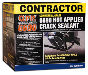 Hot Applied Crack Sealant